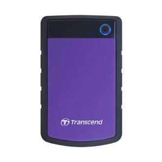 【綠蔭-全店免運】創見 StoreJet 25H3 2TB行動硬碟(USB3.0)