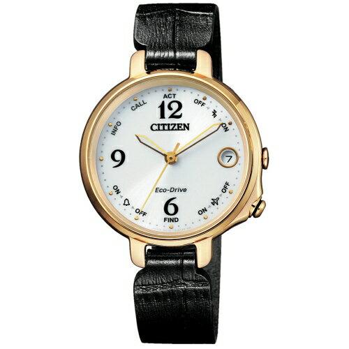 CITIZEN LADY'S優雅質感藍芽光能腕錶 / EE4022-16A - 限時優惠好康折扣