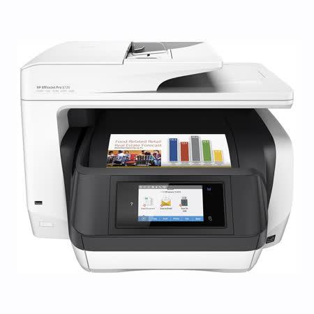 HP 惠普  OfficeJet Pro 8730 e-All-in-One 印表機 (D9L20A)★★★全新原廠公司貨含稅附發票★★★
