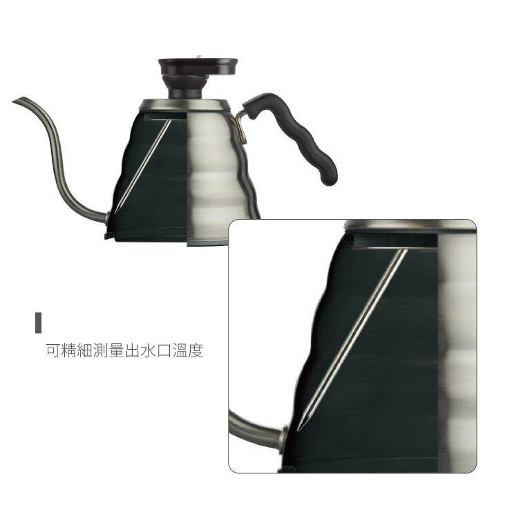 咖啡電子溫度計手沖壺組/VTM-1B + (VKB-100HSV/VKB-120HSV 2擇1) 3