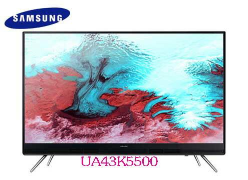 三星 SAMSUNG 43K5500  43吋 FHD Smart LED 液晶電視  UA43K5500WXZW/UA43K5500