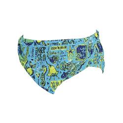 嬰兒海底世界調整型游泳尿布