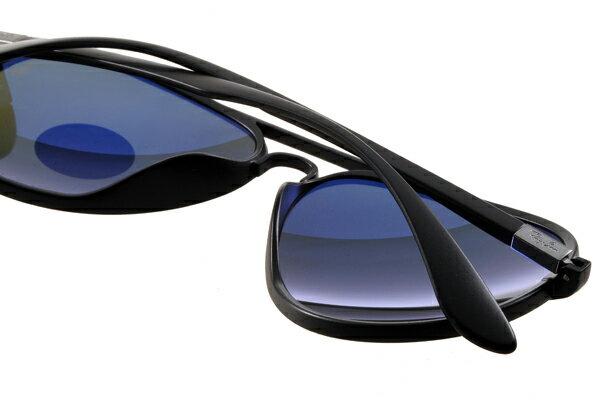 Ray Ban 雷朋 黑 太陽眼鏡 RB4180 限量 輕量化 5