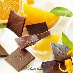 Ariel's Wish-日本北海道ROYCE限量版-橘子夾心巧克力片生巧克力禮盒組-情人節新年過年禮盒超好吃-現貨1