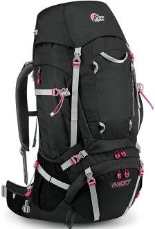 Lowe Alpine 後背包/背包客/健行/登山背包 Diran ND55-65 女款登山包/大背Axiom FMP91-AN煤炭黑