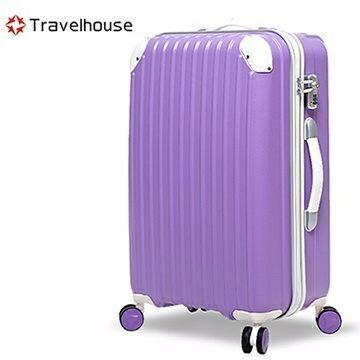 【加賀皮件】TravelHouse 時空獵人 霧面防刮 20吋 行李箱 旅行箱 拉桿箱 登機箱【TH2036-20】