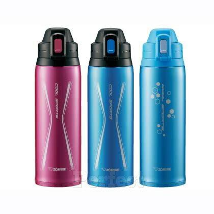 【ZOJIRUSHI ● 象印】不鏽鋼真空保冷瓶1.03L SD-EB10  **免運費**
