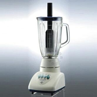 【永久牌】鈦合金升級版營業用果汁機(玻璃杯)1800cc YK-608  台灣製