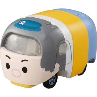 【真愛日本】16082000024TOMY車-TSUM瘋帽子    迪士尼 愛麗絲夢遊仙境 小車 擺飾 收藏 疊疊樂