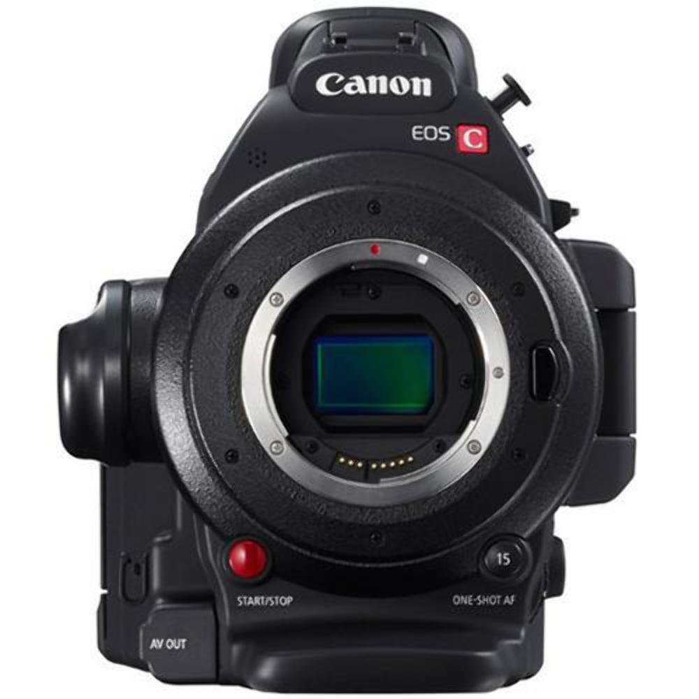 Canon EOS C100 Mark II Cinema EOS Camera with Dual Pixel CMOS AF International Version (Body Only) 0