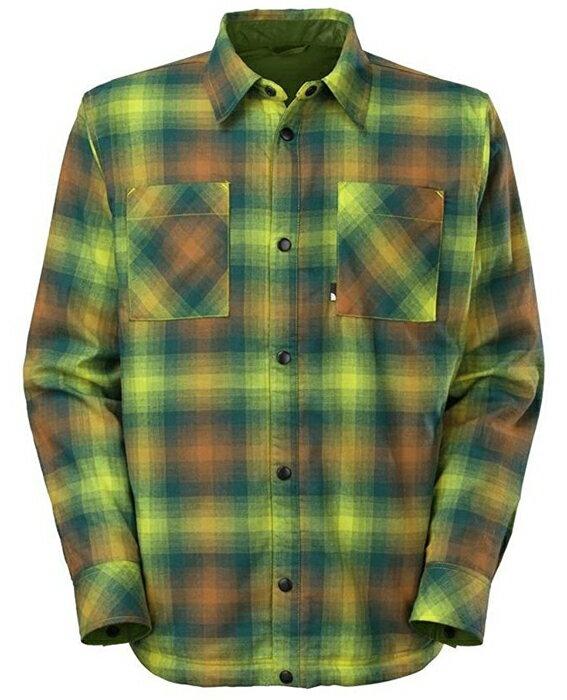 【鄉野情戶外用品店】 The North Face|美國| 兩面穿保暖襯衫 男款/秋冬保暖加厚/CZC3H7F