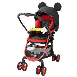 日本GRACO 米奇手推車嬰兒推車483945500