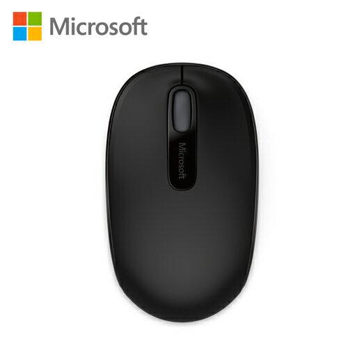 Microsoft 微軟 1850 無線行動滑鼠 削光黑~三井3C~