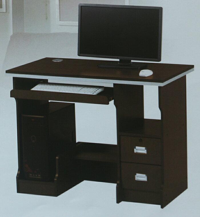 【尚品家具】JJ-8404 100胡桃電腦桌