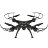 Upgraded 6-Axis Headless RC Quadcopter FPV RC Drone W/ WIFI HD Camera For Real Time Video,2 Control Mode, Altitude Hold 3