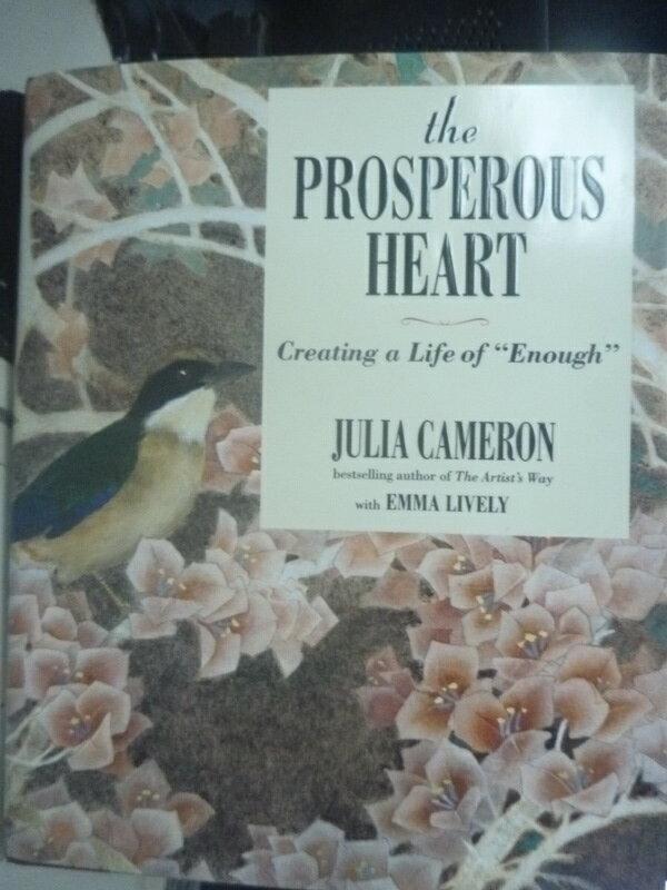 ~書寶 書T7/原文書_ZEA~The Prosperous Heart_Cameron