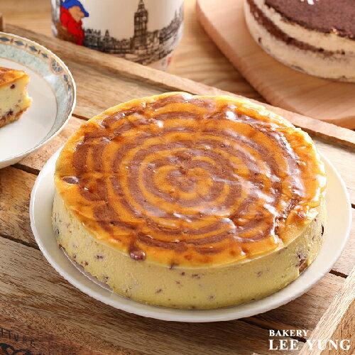 蔓越莓重乳酪Cranberry Cheese Cake 6吋蛋糕 香濃口感 超人氣商品