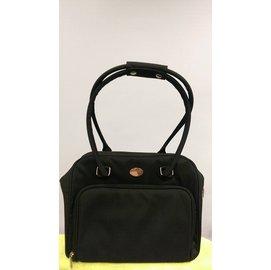 【淘氣寶寶】英國原廠 Avent 雙邊電動 吸乳器外出旅行提袋 (硬式) 尺寸:長37*寬14*高30