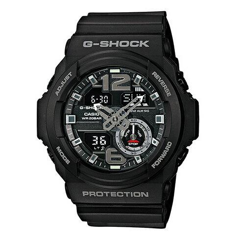 CASIO G-SHOCK GA-310-1A重武裝流行腕錶/52mm