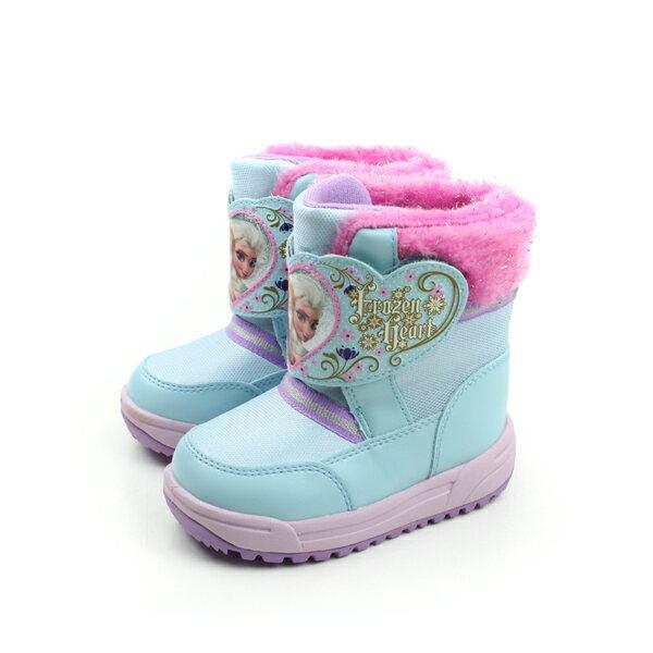 Carrot 靴子 藍 中童 no943