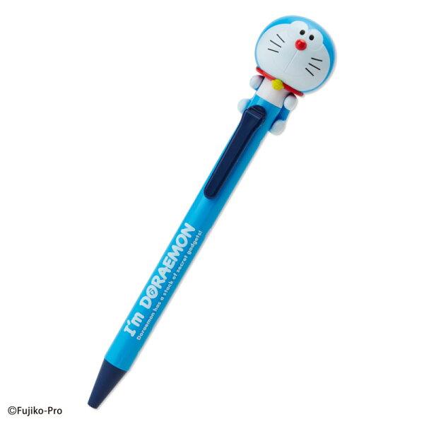 【真愛日本】18052300022日本製抱趴搖頭圓珠筆-DR藍ACP小叮噹哆啦A夢圓珠筆原子筆文具