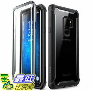 [107美國直購] 保護殼 Samsung Galaxy S9+ Plus case, i-Blason [Ares] Full-body Rugged Clear Bumper Case