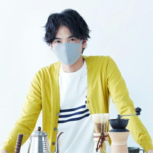《日本製》PITTA高密合可水洗口罩 一包3入(黑 / 灰 / 白) 3