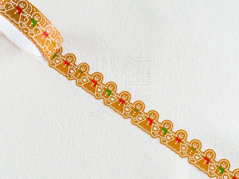 *小徑文化*日本進口 MOYO Lace Tape 系列 - 聖誕節 03 ( Christmas-03 )