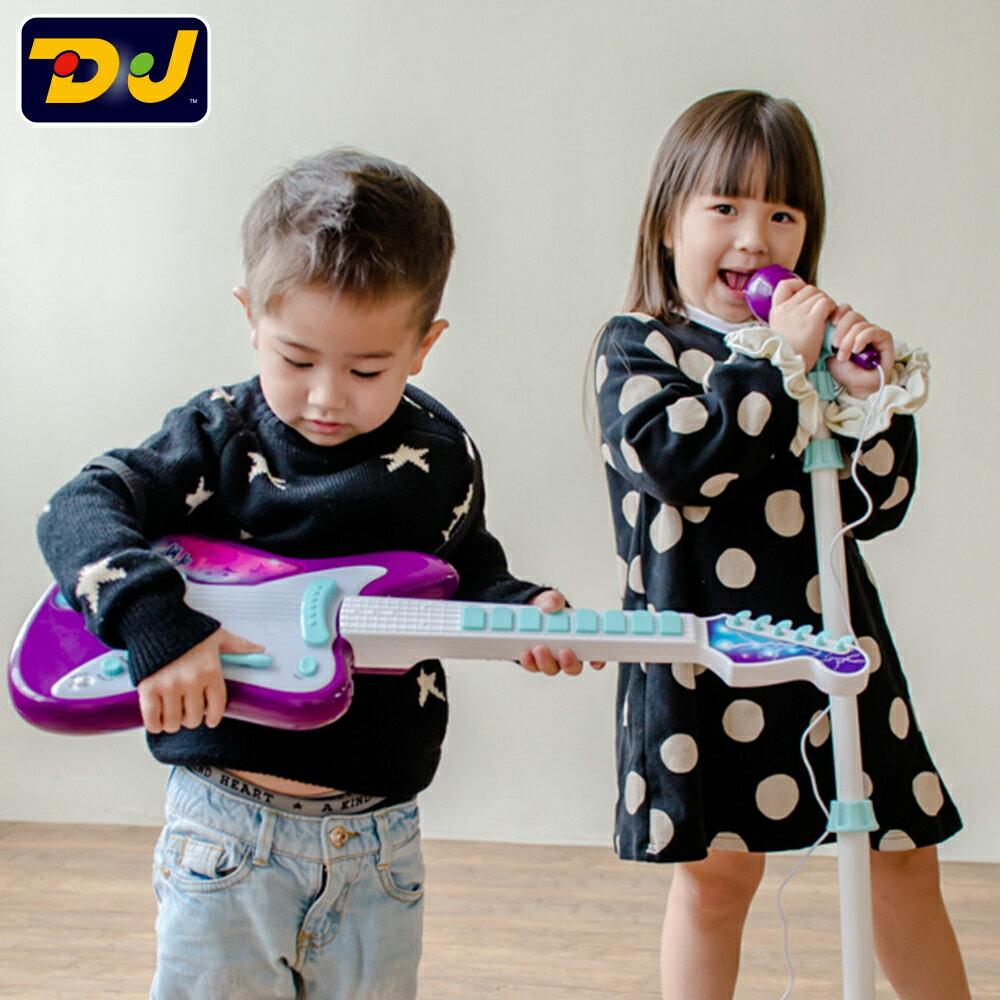 【DJ Toys】MP3時尚搖滾站立式麥克風 3
