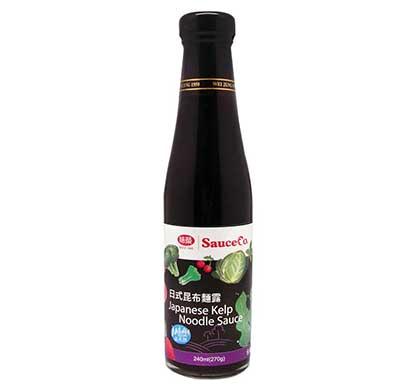 日式香菇昆布鮮露