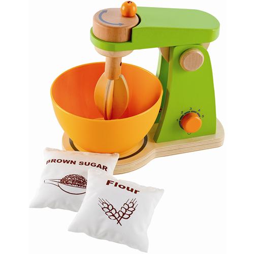 東喬精品百貨商城:【免運費】《德國Hape愛傑卡》角色扮演廚房系列-歡樂攪拌機