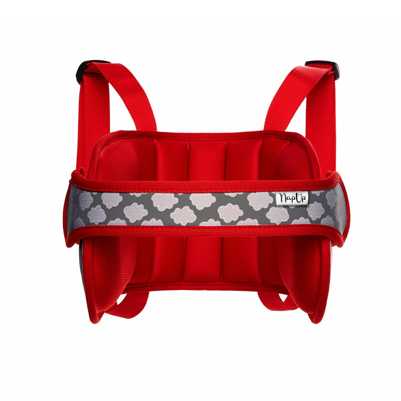 ★酷貝比總代理 以色列NapUp不倒翁護頸頭枕 / 汽座 / 兒童頭部固定帶 / 汽車安全座椅頭部固定帶 2