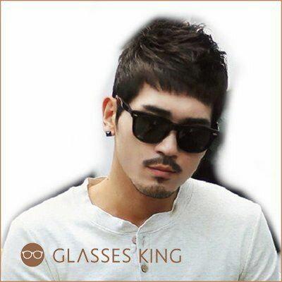 眼鏡王☆雷朋風經典款太陽眼鏡墨鏡大框方框鉚釘反光黑色質感佳S143