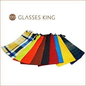 眼鏡王☆眼鏡袋手機袋束口袋收納袋可批發愛心點點格子藍紅素面白黃黑紫條紋花朵圓點