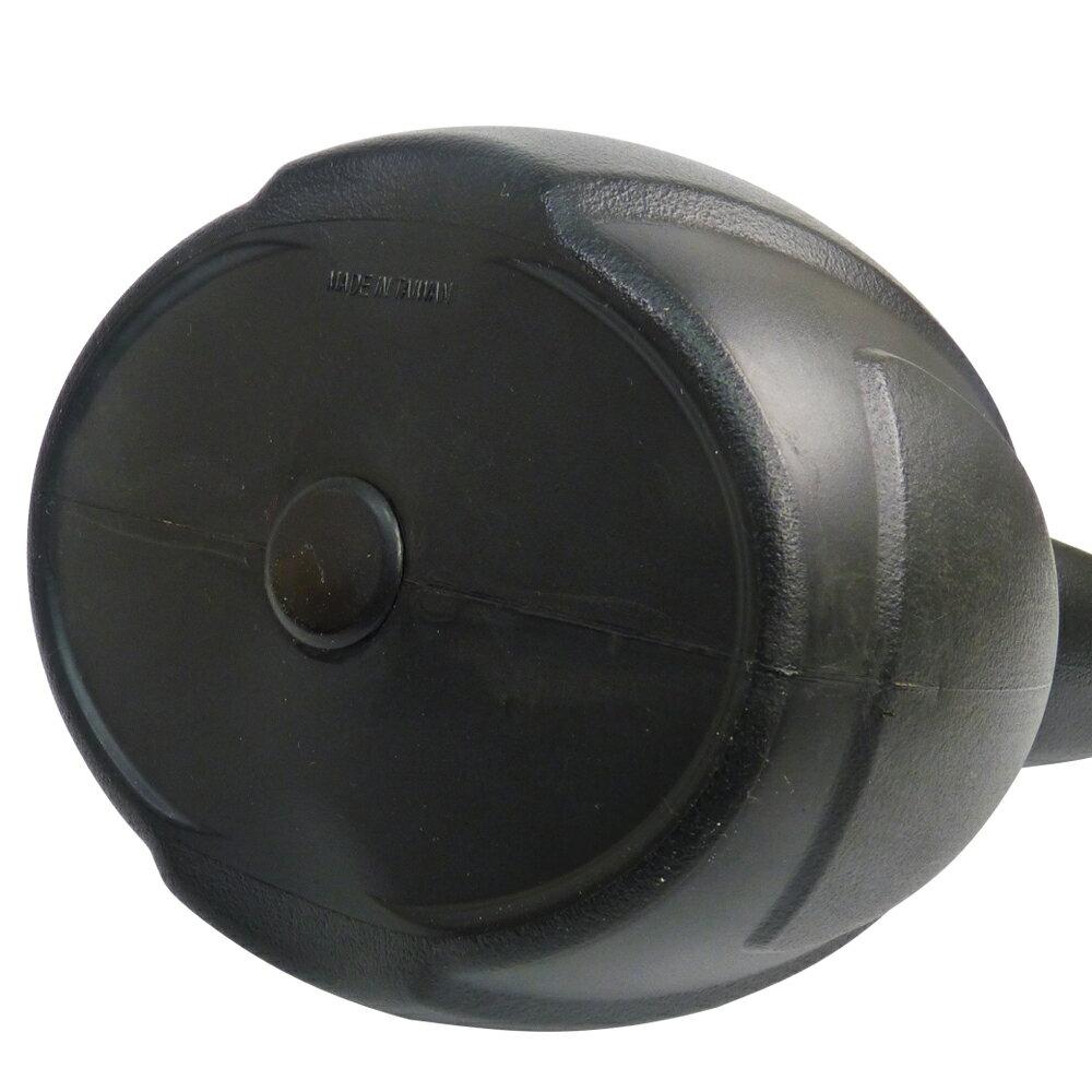 52s 繽紛安全壺鈴 12kgs (黑) HSC-20601-12 1