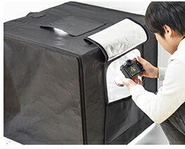 Godox 神牛 LST40 4040cm 方型LED攝影棚 攝影燈箱 拍攝棚(LST40公司貨)