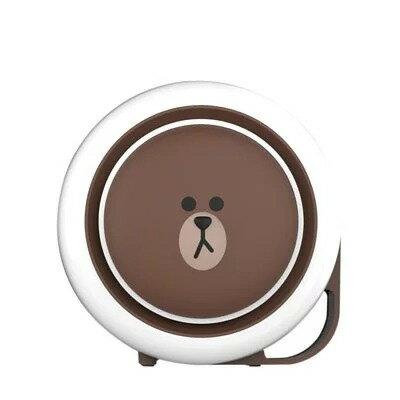 【3月送濾心】LINEFRIENDS 熊大空氣清淨機(小漢堡) HB-R1BF2025L 1