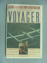 【書寶二手書T6/原文小說_LED】Voyager_Jeana Yeager