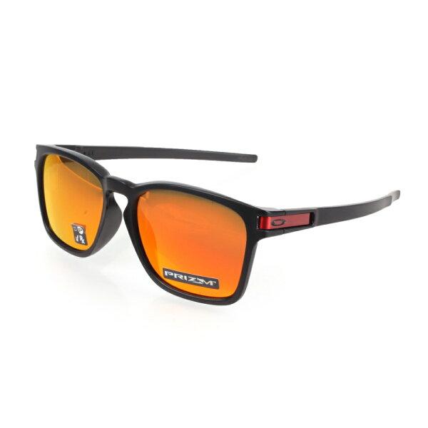 OAKLEYLATCHSQ一般太陽眼鏡(附鏡袋無鼻墊免運抗UV【98341635】≡排汗專家≡