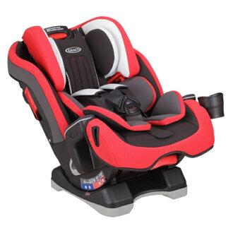 Graco - MILESTONE 0-12歲長效型嬰幼童汽車安全座椅(汽座) -紅熊
