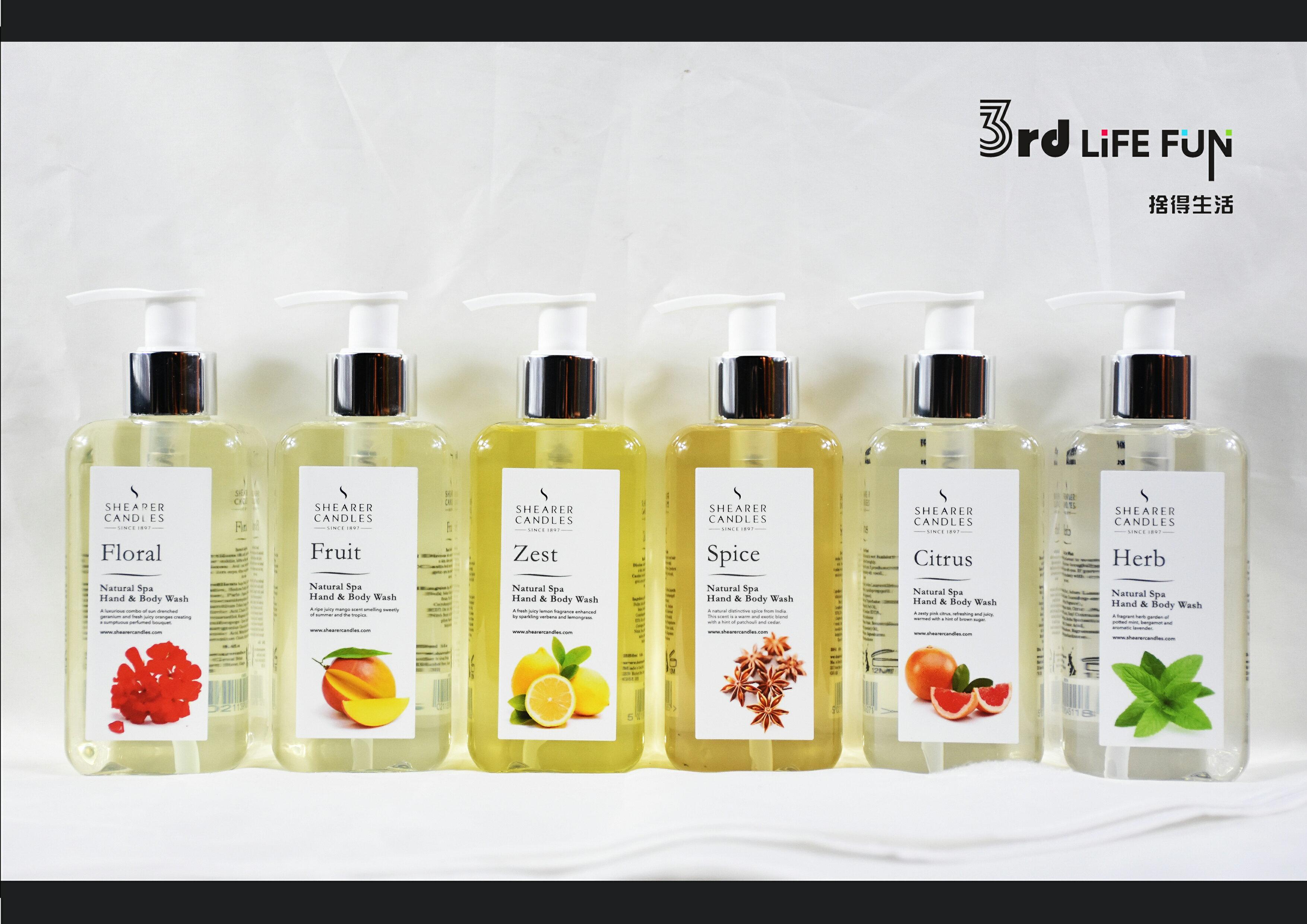 席兒香氛 天然SPA洗手乳/沐浴乳 0