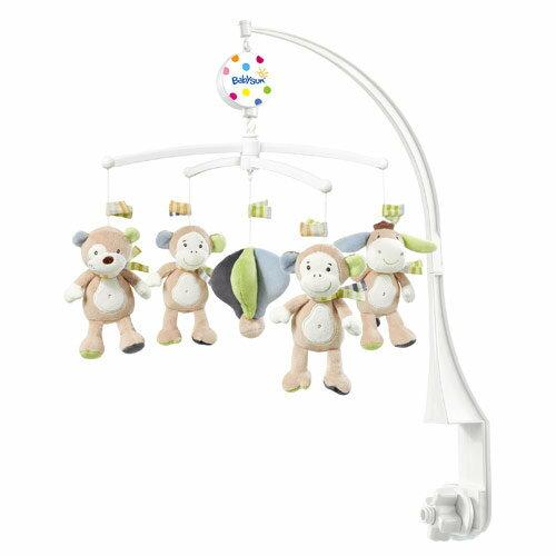 babyFEHN 芬恩 - 叢林夥伴小猴布偶音樂鈴 0