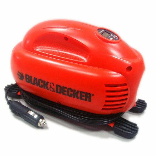 【美國百工 BLACK&DECKER】原裝進口 12V輪胎充氣機/打氣機/胎壓  ASI200