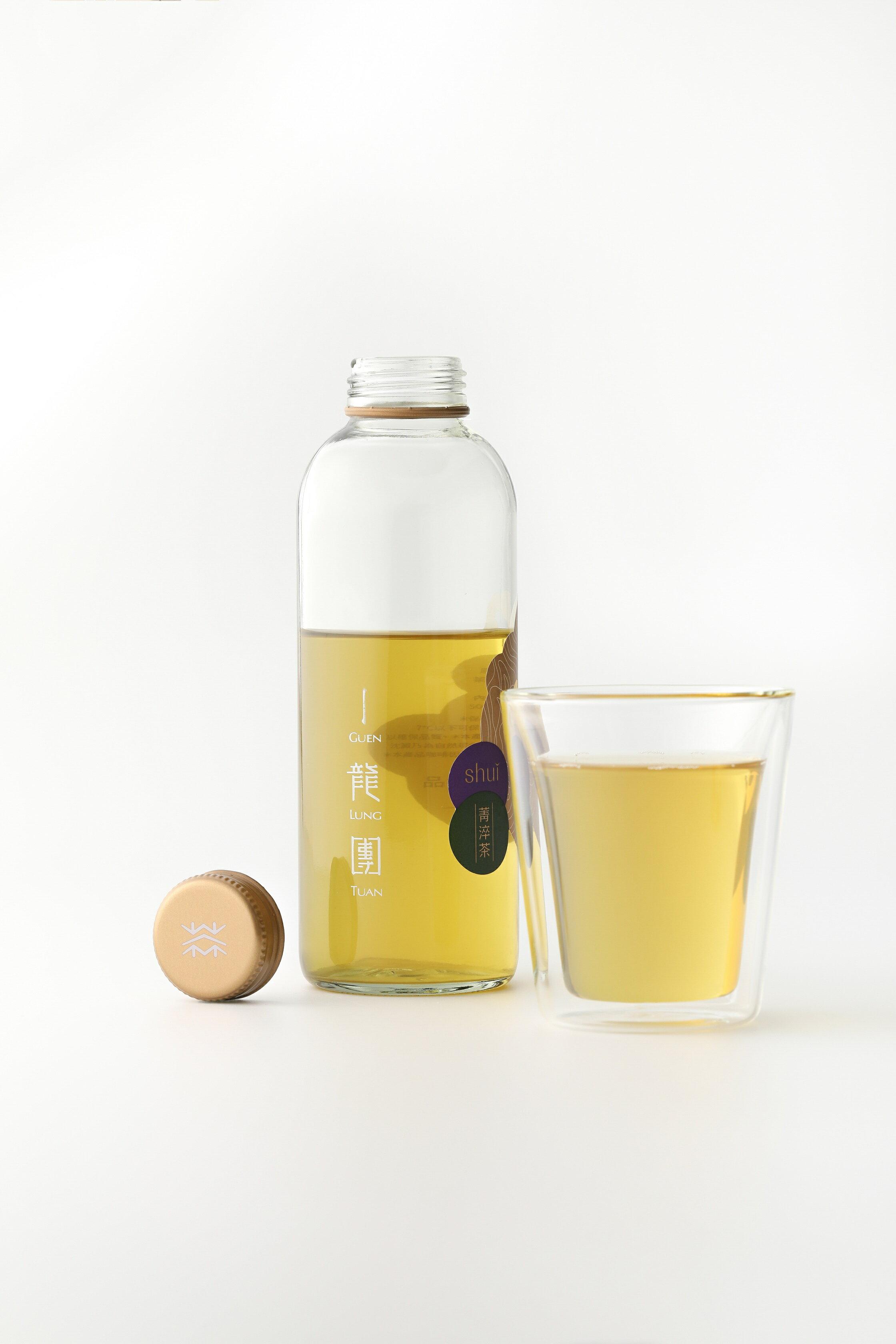 【菁淬茶】凍頂烏龍茶 - 早冬尋露 (500ml / 瓶) /Zao Dong Syun Lu/Dew in Early Winter 0