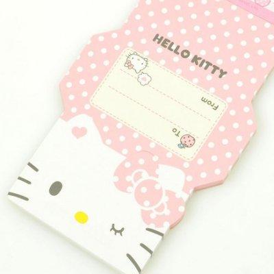 ~真愛 ~14032500009 封筒型便條紙~KT 三麗鷗 Hello Kitty 凱蒂