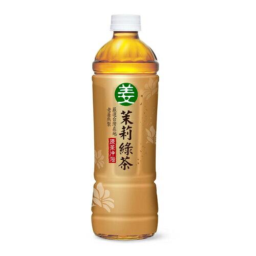 悅氏薑汁茉莉綠茶550ml~4入~愛買~