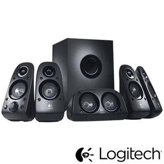 [過年促銷] 羅技 Logitech Z506 75W 5.1聲道喇叭 3D立體環繞