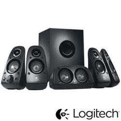 [富廉網] [過年促銷] 羅技 Logitech Z506 75W 5.1聲道喇叭 3D立體環繞