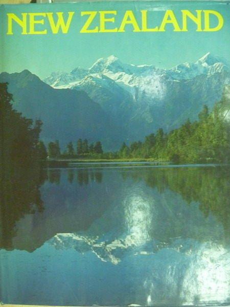~書寶 書T5/旅遊_WEJ~New Zealand