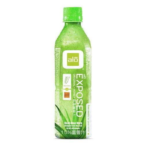 ALO 雅姿樂-蜂蜜蘆薈汁 500ml